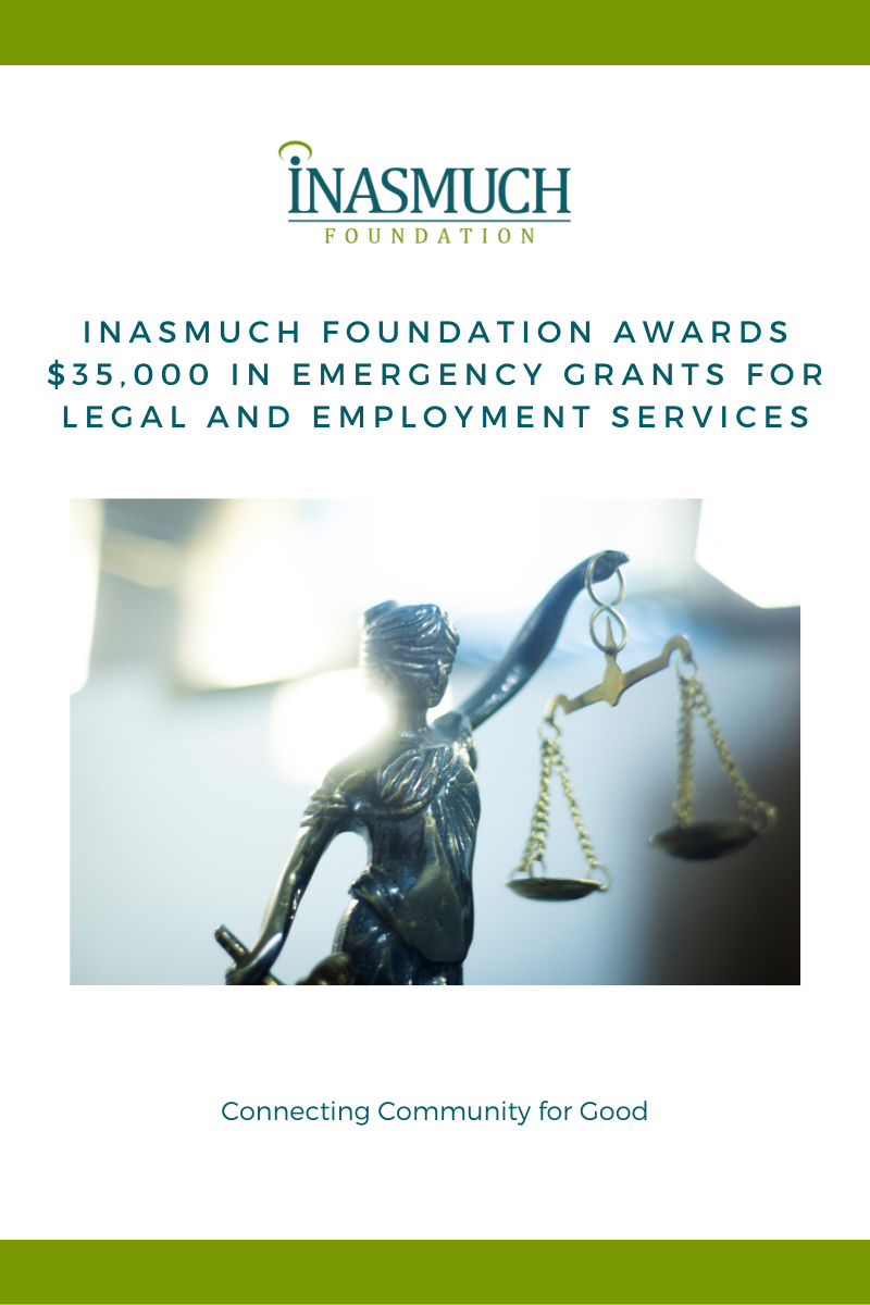 Legal and Employment Services Emergency Grants